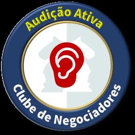 Audição Ativa | Clube de Negociadores