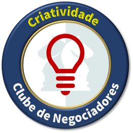 Criatividade | Clube de Negociadores