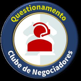Questionamento | Clube de Negociadores