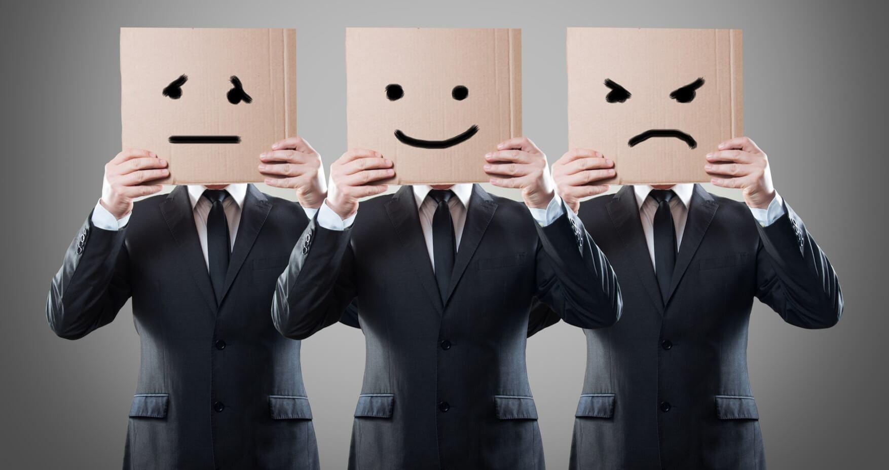 Emoções | Clube de Negociadores